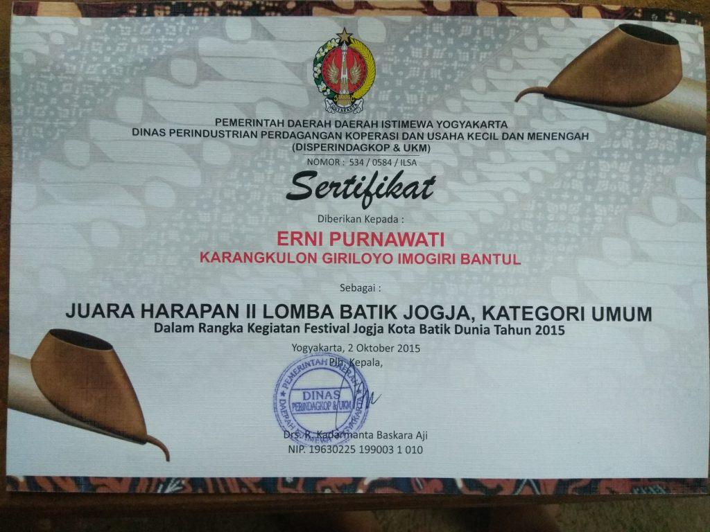 Motif Batik Giriloyo